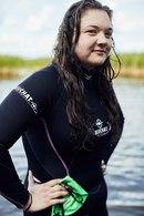 Заплыв на оз.Суходольном - Европейский клуб по обучению плаванию «Мэвис»
