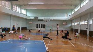 Сухие тренировки - Европейский клуб по обучению плаванию «Мэвис»