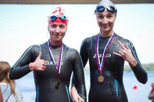 Заплыв Валдай - Европейский клуб по обучению плаванию «Мэвис»