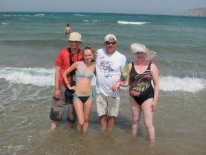 ГРЕЦИЯ 2010 ГОД — ОСТРОВ РОДОС - Европейский клуб по обучению плаванию «Мэвис»