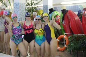 Рождественский Кубок - Европейский клуб по обучению плаванию «Мэвис»