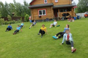 Интенсив выходного дня (тренировки на воздухе) - Европейский клуб по обучению плаванию «Мэвис»