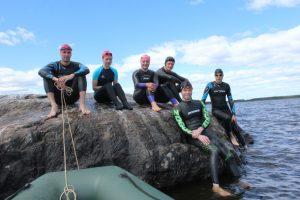 Интенсив выходного дня (тренировки на воздухе) - Сеть бассейнов клуба «Мэвис» обучение плаванию взрослых