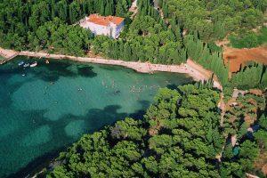 ХОРВАТИЯ 2007 ГОД — ОСТРОВ БРАЧ - Европейский клуб по обучению плаванию «Мэвис»