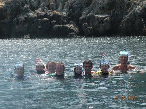 ГРЕЦИЯ 2009 ГОД — ОСТРОВ КРИТ - Европейский клуб по обучению плаванию «Мэвис»