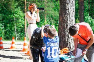 Заплыв СПб-Кронштадт - Европейский клуб по обучению плаванию «Мэвис»
