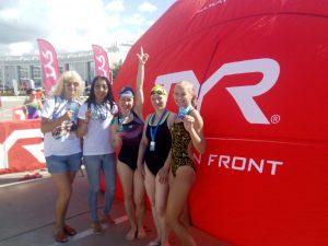 СОЧИ SWIM FESTIVAL 2017 - Сеть бассейнов клуба «Мэвис» обучение плаванию взрослых